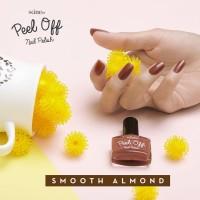 Kutek MusLimah Skine87 Peel Off Nail Polish, Smooth ALmond