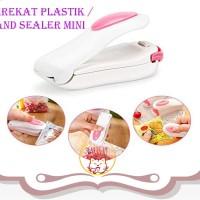 Perekat Plastik Hand Sealer ini Plastik