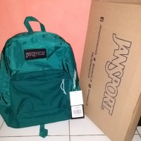 Tas Jansport Lapland Green SuperBreak