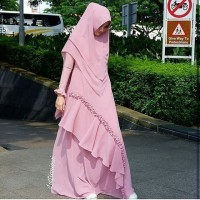 HIJAB SYARI LADY ROSE