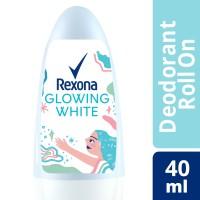 Rexona Deodorant Roll-On Glowing White 40ml