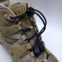 Tali Sepatu Sport Premium Stretch / Elastis