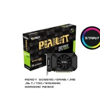 Palit Nvidia Geforce GTX 1050 Ti - 4GB StromX DDR5 128Bit - VGA Gaming