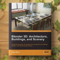 Blender 3D Architecture, Buildings, and Scenery EBook