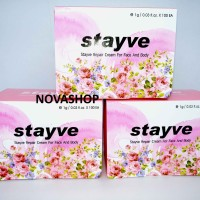 PERBOX Stayve After Care BB Glow & MTS. Repair Cream For Face & Body