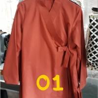 blouse semi hanbok