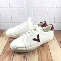 Jual Sepatu Vincci 20194774 Maroon Grey Navy, Black Original Sale Murah