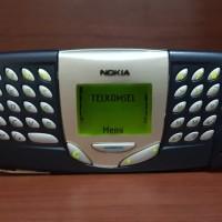 HP Handphone Nokia 5510 Qwerty Jadul Legendaris Bukan 3300 Ngage QD