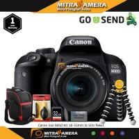 Canon Eos 800d Kit 18-55mm Is Stm Paket