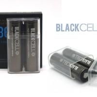 (JAMINAN AUTHENTIC) Baterai Blackcell 3100mAh 40A 3,7 Volt Black Cell