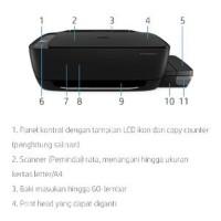 HP ink Tank 415 wireless printer warna isi ulang paling ekonomis