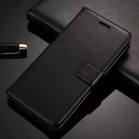 Xiaomi Redmi Note 6 Pro Flip Case Cover Kulit Leather Dompet Kartu