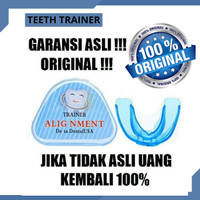 Harga alignment teeth trainer behel gigi lepas pasang alat pelurus   Pembandingharga.com