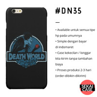 casing anime death note #dn35 hp samsung xiaomi oppo iphone asus etc