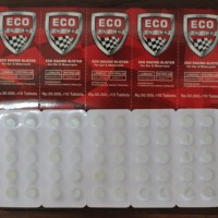 ECO RACING MOTOR PER BLISTER Isi 50 Tablet