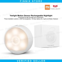 Xiaomi Yeelight Motion Sensor Rechargeable Nightlight Lampu Dinding