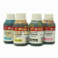 Tinta Printer E-Print 200ml untuk Canon