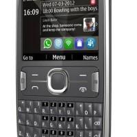 nokia asha 302 - Handphone Classic Bisa WA/Whatsapp