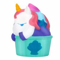 SQUISHI LUCU LUCU UNICORN CUP CAKE JUMBO LICENSED BY GIGGLE BREAD HA