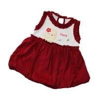 Dress Bayi Model Balon/Terusan Bayi/Rok Bayi/Baju Anak Perempuan