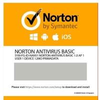 Norton Antivirus Basic 1 Device