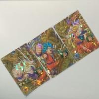 Harga set 3 kartu dragon ball heroes campaign promo cp carddass um1 | Pembandingharga.com