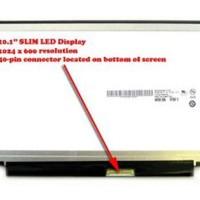 Layar LED Lcd Laptop Acer Aspire One D257E 10.1 Slim laptop