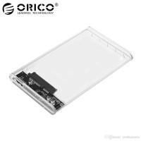 Terpopuler Orico Case External Hardisk Ssd Portable 2139U3 2.5 Sata