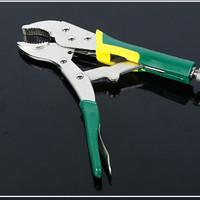 Harga tang buaya vise grip 10 inchi tang jepit locking pliers gagang | antitipu.com