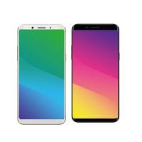 PROMO BELI 2 GRATIS 1 GARANSI RESMI HP Handphone OPPO F5 - 4GB - Black