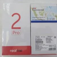 HP OPPO REALME 2 PRO RAM 6GB ROM 64GB GARANSI RESMI