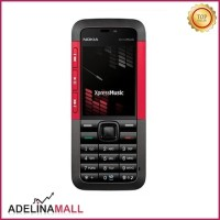 Nokia 5310 Express Music Handphone Unik Indonesia HP Jadul