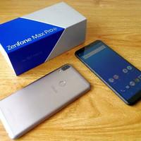 Hp asus ZB602KL zenfone max m1 pro 4/64GB silver