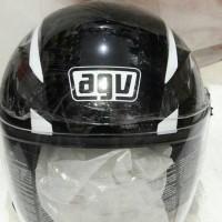 Helm AGV blade gloss black