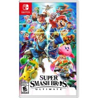 Switch Super Smash Bros Ultimate (Asia/English)