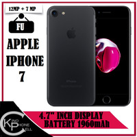 Apple iPhone 7 128GB Garansi 1 Tahun