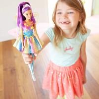 Barbie Dreamtopia Rainbow Cove Fairy Doll, Purple PREORDER