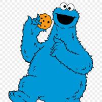 Ransel Cookies Monster