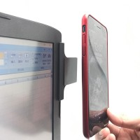 Monitor Display Magnetic Stand for iPad mini Air iPhone X / 6 / 7 Web