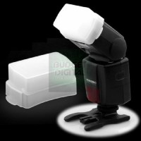 Omnibounce/Flash diffuser N1 for Nikon SB600/YN460/YN465