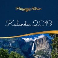 Kalender Dinding Renungan Harian 2019