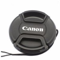 Jual Lens Cap for Canon 62mm 67mm 72mm 77mm 82mm