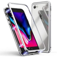 Premium case 2in1 magnetic glass iphone XS Max