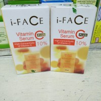Harga i face serum vit | antitipu.com
