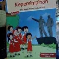 Buku Tematik SD Kelas 6 Tema 7 - Kepemimpinan