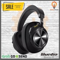 Bluedio T6 Active Noise Cancelling Headphones Wireless Bluetooth