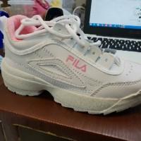 Obral Sepatu Sneakers Wanita Murah bisa borong (PRE ORDER) SEPATU FILA c25a588347