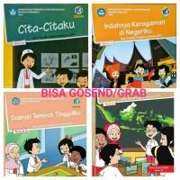 Buku SD Tematik Kelas 4 Tema 6 7 8 9