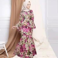 Maxi Emma (08) Mermaid Baju Muslim Wanita Gamis Model Kekinian Terbaru