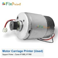 New Dinamo Motor Carriage Printer Canon MP145 MP198 MX308 MX318 IP1880